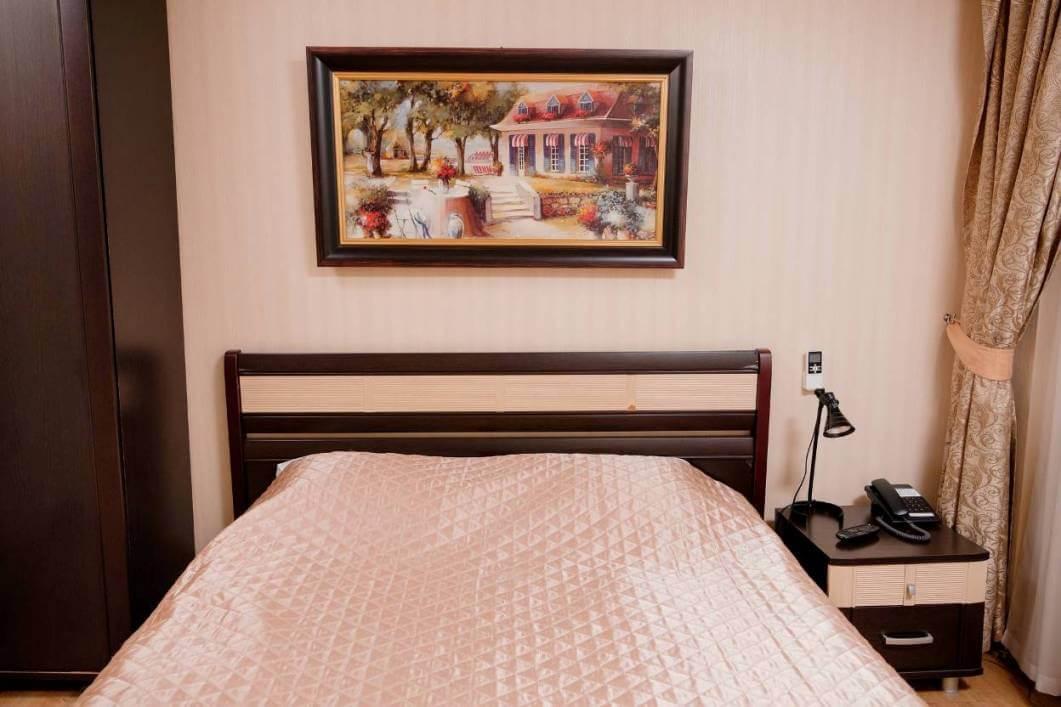 Номер «Стандарт» с одной кроватью