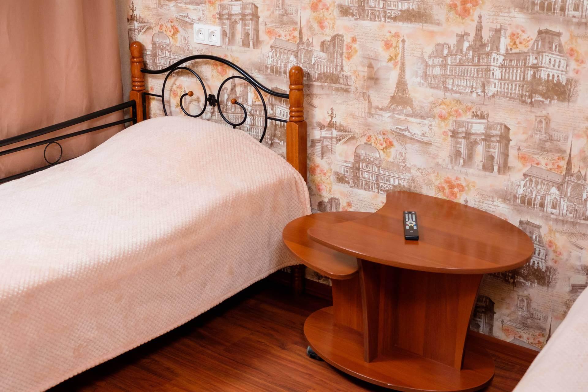 Номер «Стандарт» с двумя кроватями